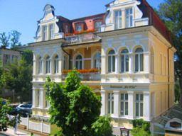 Villa für 4 Personen (38 m²) mit Sauna und Meerblick in Ahlbeck