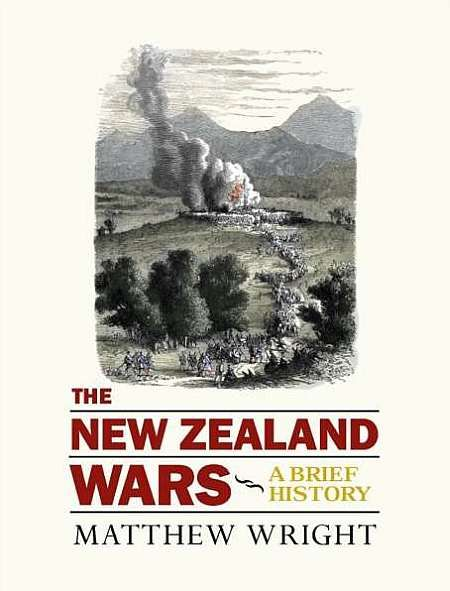 The New Zealand Wars cover
