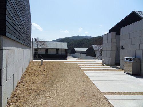승효상 | 전통불교문화원 by 승효상