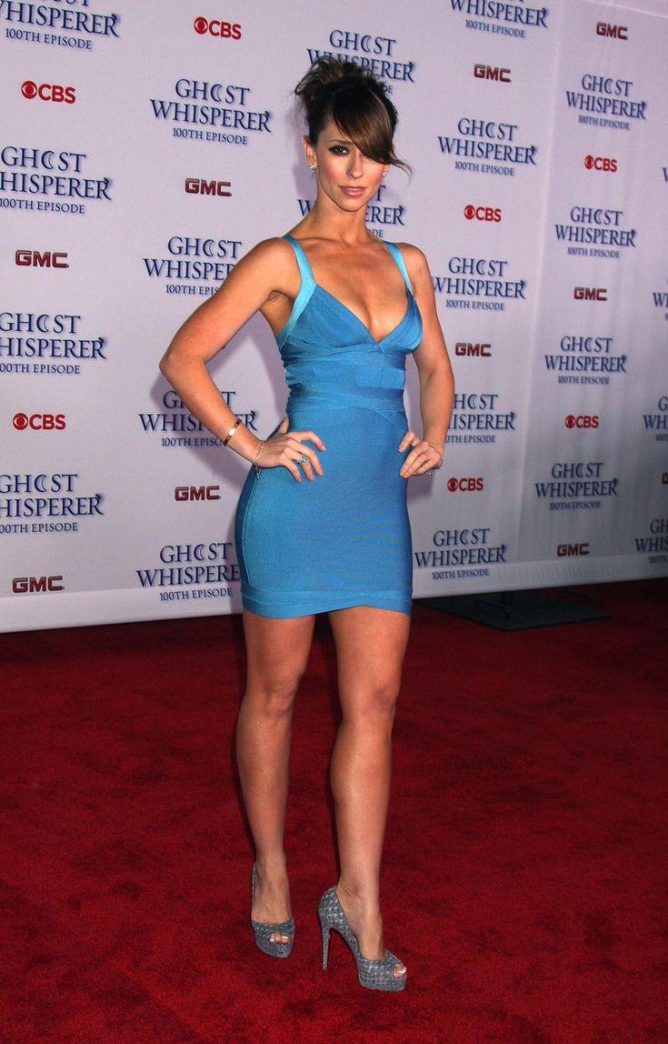 Jennifer love hewitt hot dress