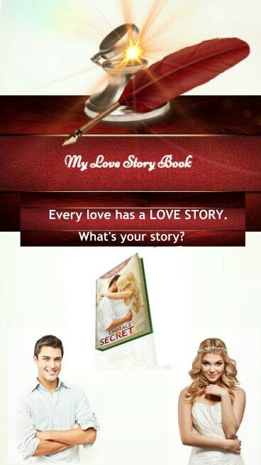 We want to hear YOUR love story! Let us write your love story today!