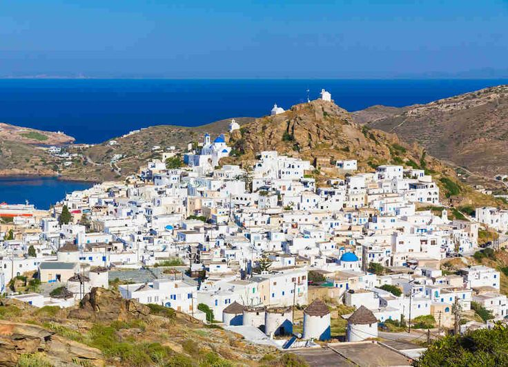Ios island, Cyclades, Aegean, Greece
