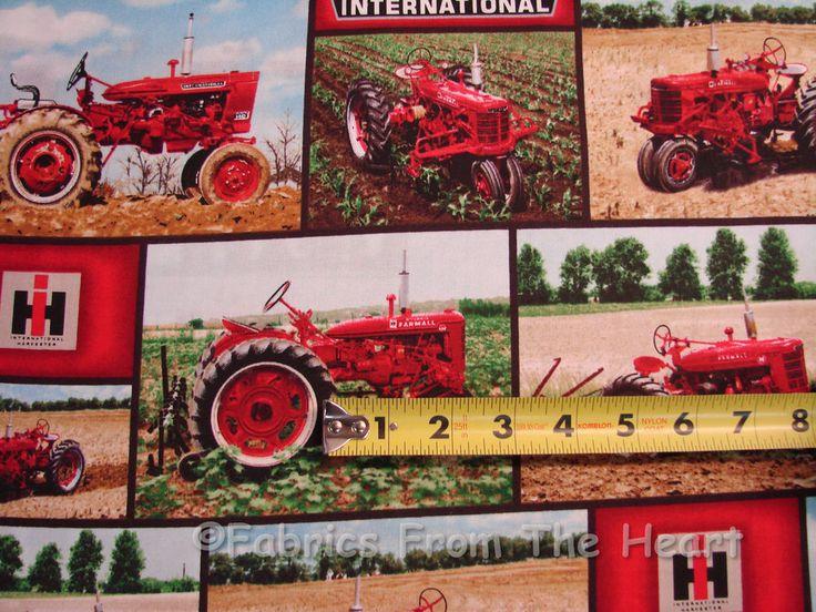 17 best images about ih tractor farm bedroom decor bedding for International harvester decor