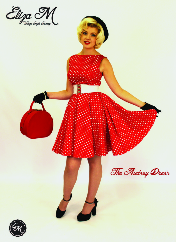 The 18 best Eliza M Vintage Style Sewing Patterns images on ...