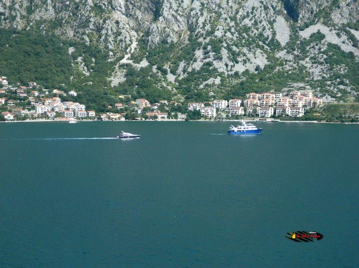 Bay of Kotor, Montenegro, Nikon Coolpix L310, 15.1mm, 1/400s, ISO110, f/4.2, -1.0ev, HDR-Art photography, 201607051535