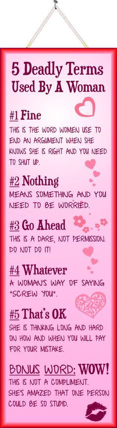 Funny Quote Sign for Women
