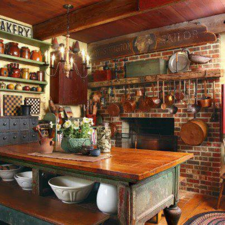 Green Kitchen New Jersey: Green Shelves (canisters, DIY Island, ***Wood Nailed To