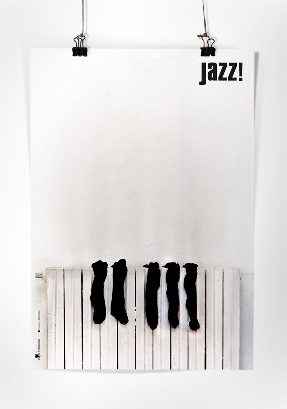 CosmoCreativeGroup #posters #música #jazz