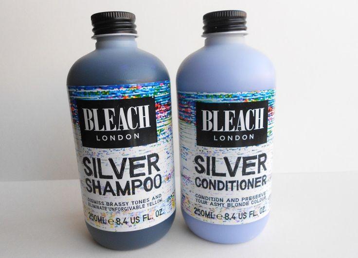 Bleach London Silver Toner