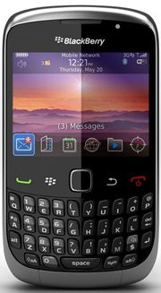 BlackBerry Curve 3G 9300 Price in Pakistan, Specifications & Review at http://www.buyityaar.com/blackberry-curve-3g-9300-m803