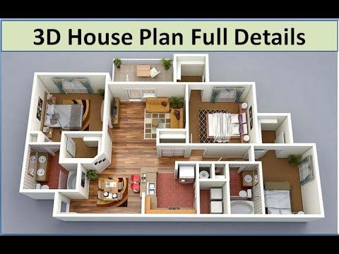 Cool 3d House Plans Youtube 10 Meaning Home Design Plans Wood House Design 3d House Plans