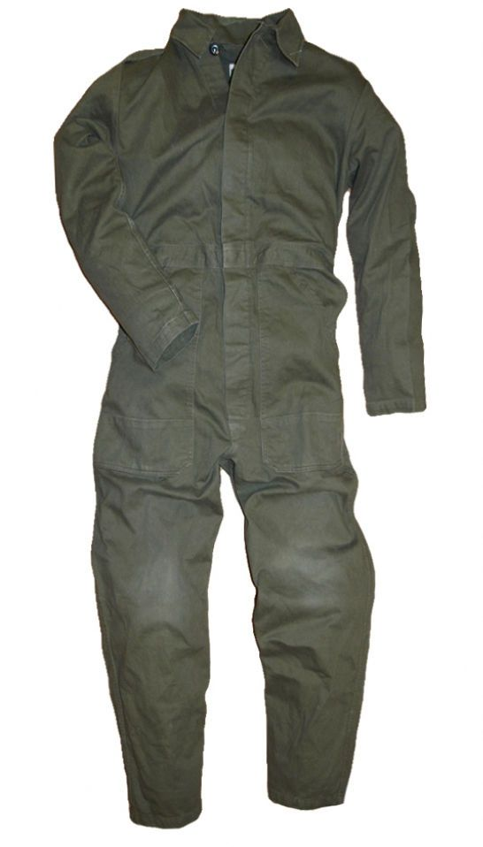 Military Army Surplus Mechanic Boiler Suit Overalls Coverall 100% Cotton Airsoft in Clothes, Shoes & Accessories, Men's Clothing, Other Men's Clothing | eBay
