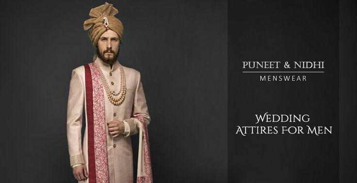 Classy Men's Sherwanis online at best price in Noida, Delhi NCR | California https://goo.gl/ddfp56