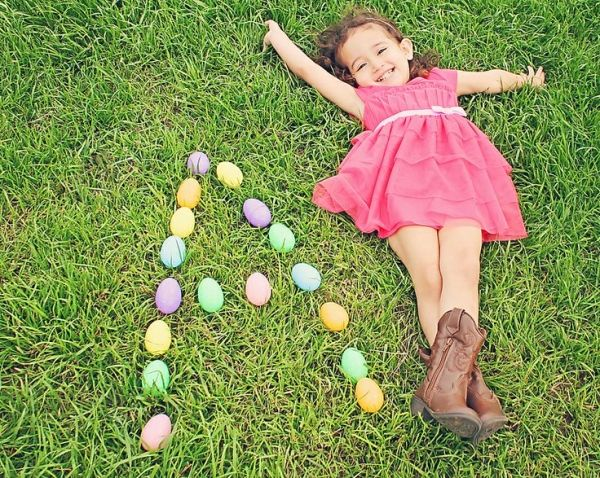 Children's Easter photoshoot  | Iliasis Muniz Photography children photography, outdoor photography, natural light photography, outfit ideas for children, pink Easter girl dress, easter photo shoot, cute Easter ideas, Easter photo poses, cowgirl boots, plastic egg props. by Beddinginn-Reviews