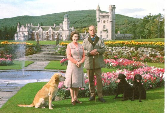 The Queen at Balmoral Castle - Google Search: