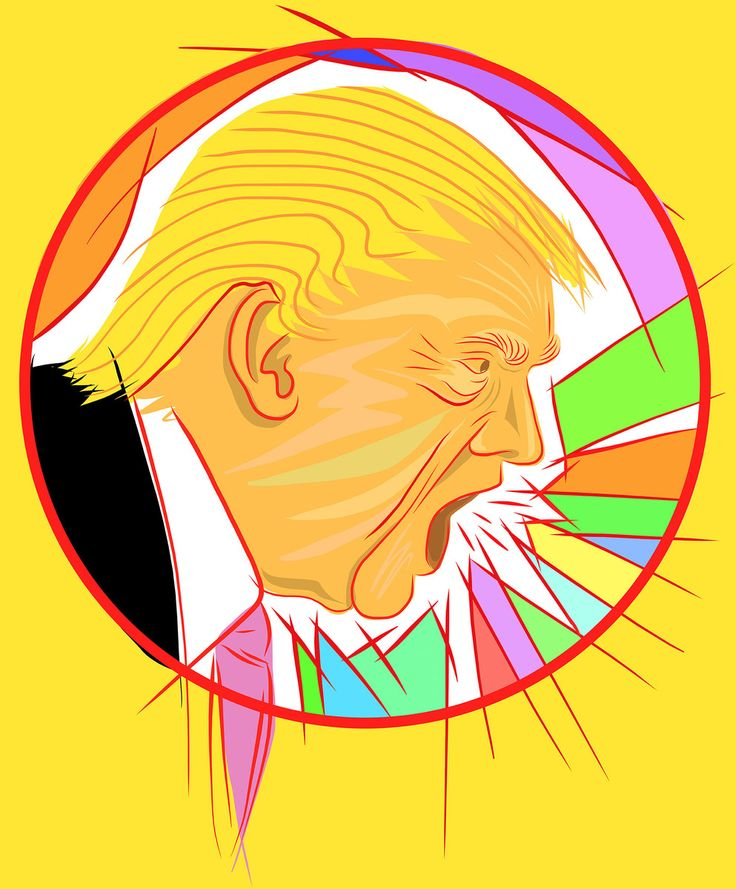 The Donald Trump thing.In an age where communication in social networks dominated, we forget an important point in the way human beings communicate. The polemics, if you look at the way the issues are viralizan, the controversy is one of the main topics on social networks.                                                                                                                                                                                                                          ...