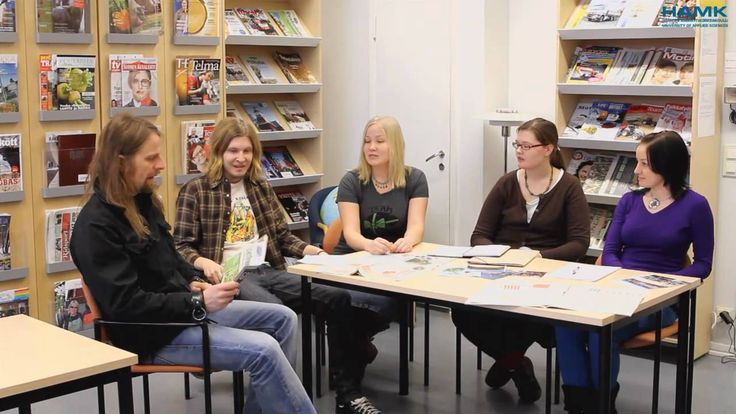 Video marketing project made with Radio Rock. Jone Nikula spends a day with HAMK UAS students to get acquainted with studying natural resources.