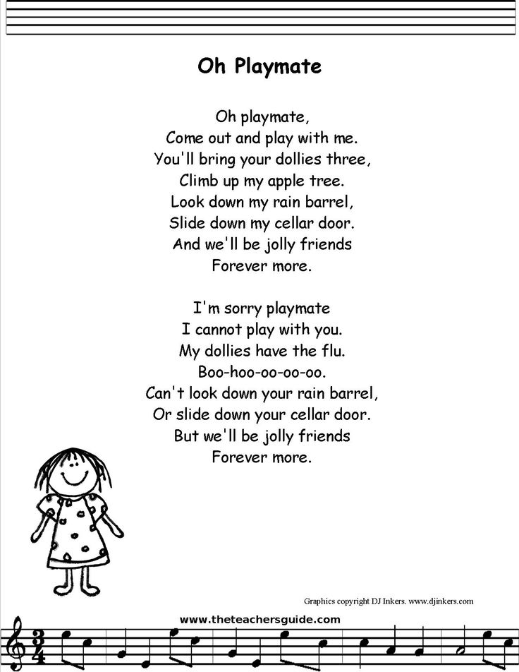 Lyric songs with apple in the lyrics : 9 best songs images on Pinterest | Preschool music, Children songs ...