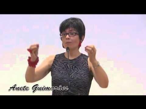 Médiuns e Mediunidade - Palestra Espirita com Anete Guimarães