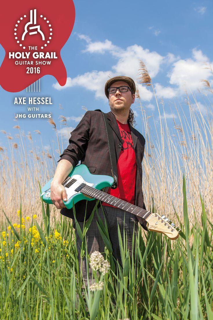 Demo Concerts 2016: AXE HESSEL, JHG GUITARS For more information, please go to http://www.holygrailguitarshow.com/program/