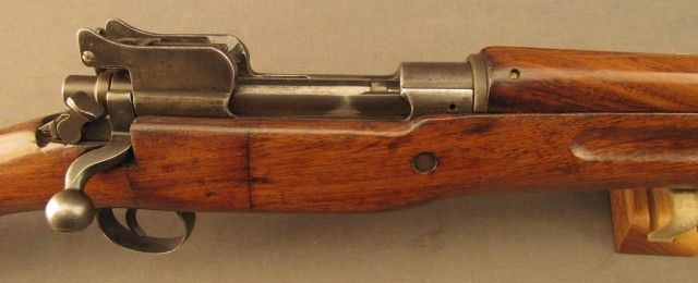 British Remington P-14 Rifle .303 British