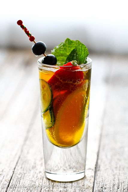 Pimm's & Ginger Beer