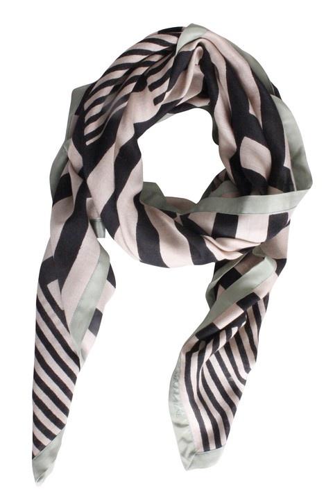 Mind of Line - wool scarf.  www.mindofline.com