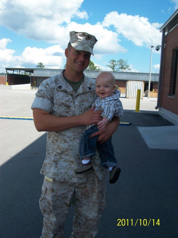 Joshua & Daddy