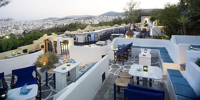 8 μέρη στην Αθήνα που μας πάνε… αλλού