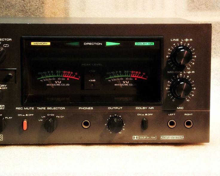 AKAI GXC-735D (1979) www.1001hifi.com