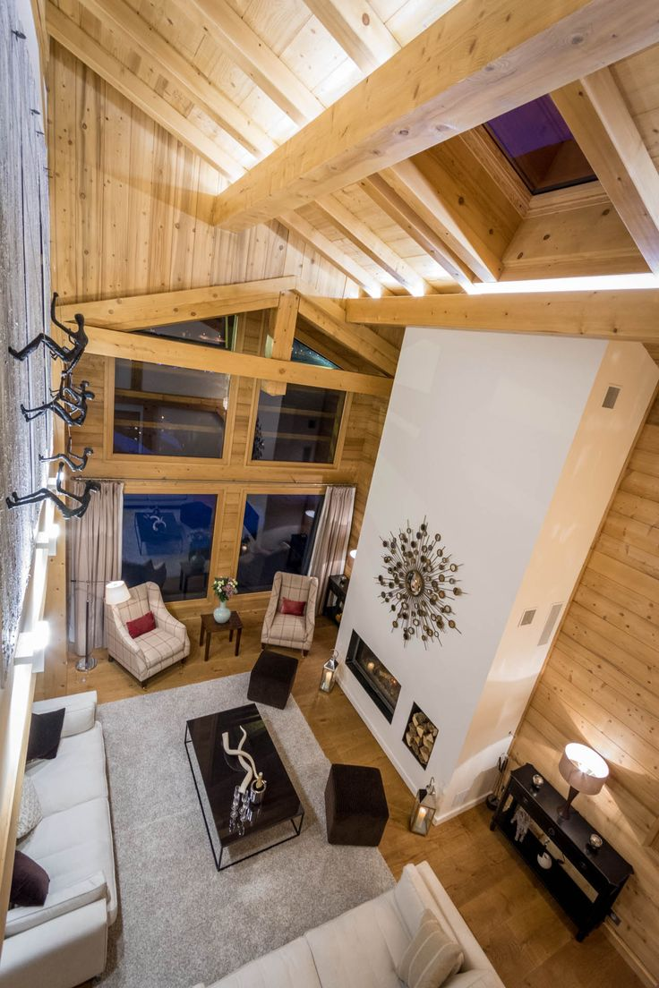 Luxury ski chalet in Morzine in the French Alps - www.theboutiquechalet.com #iconic #luxurychalet #luxuryskichalet #ski #chalet #inspirationalinteriors #alpineliving #chalet #interiors