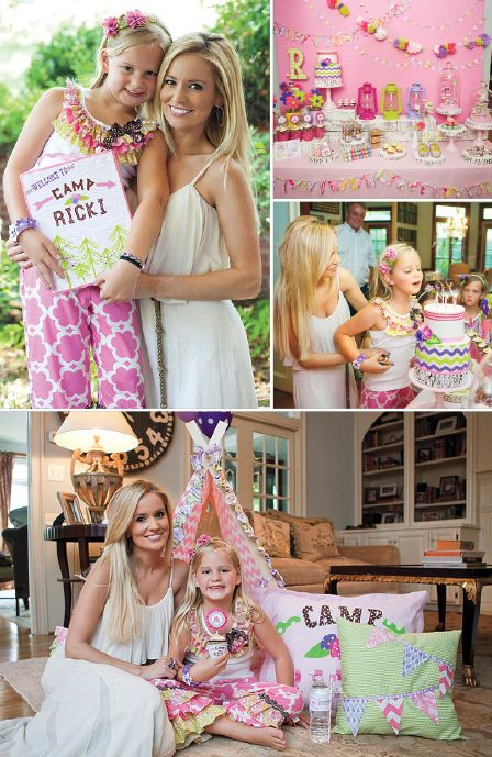 inside ABC Bachelorette daughter ricki birthday party-a Life and Style interview