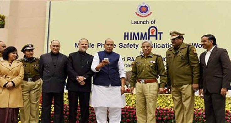 Himmat. Una safety-App per combattere la violenza sulle donne in India  Si chiama Himmat (Coraggio in hindi) ed è una App studiata per salvaguardare le donne dalle aggressioni a sfondo sessuale che si verificano nella capitale indiana