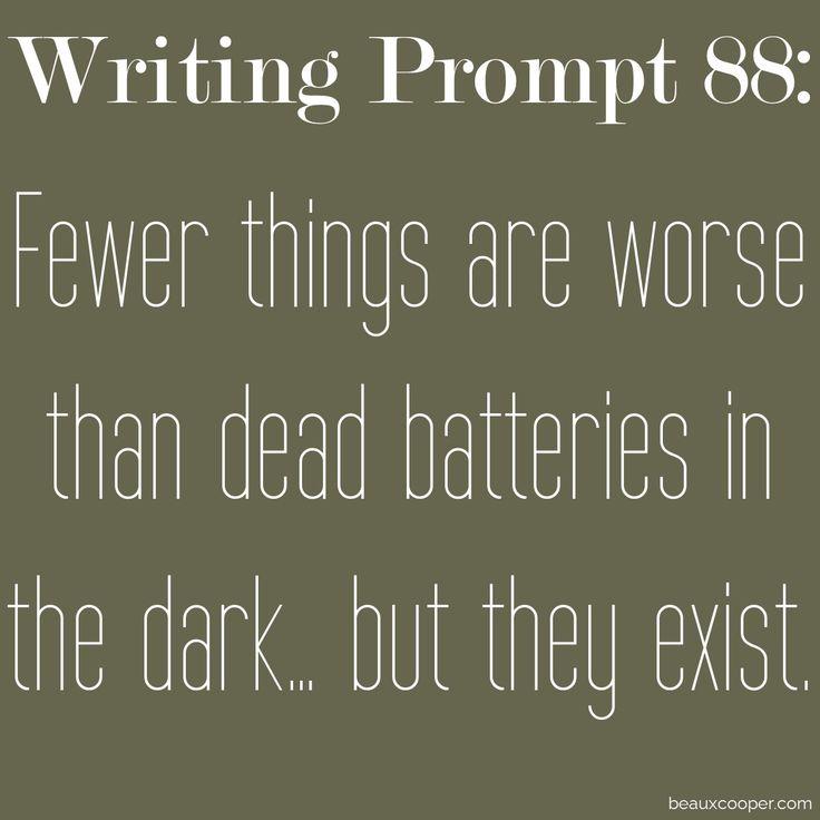 Monster short story ideas