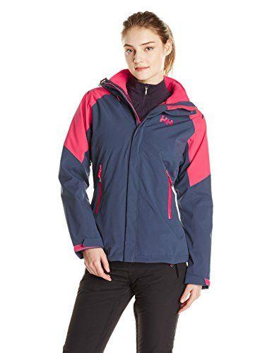 Helly Hansen Women's Approach CIS Light Jacket, Medium, Deep Steel