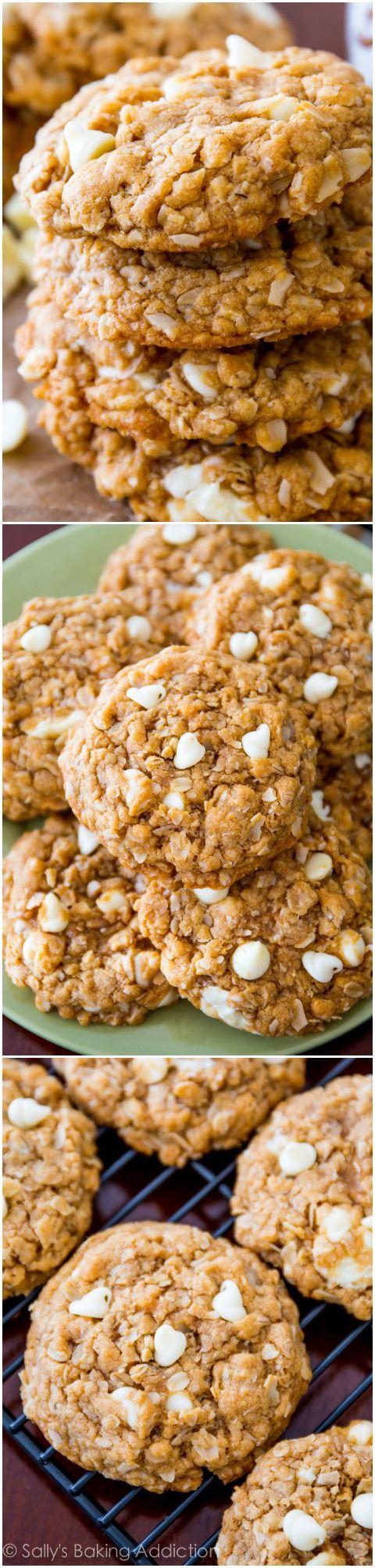 Oatmeal Cookies, Cookies Butter, Chips Cookies, Biscoff Cookies ...