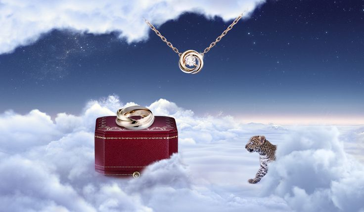 Little treasures to make her holiday truly memorable. #TrinitydeCartier