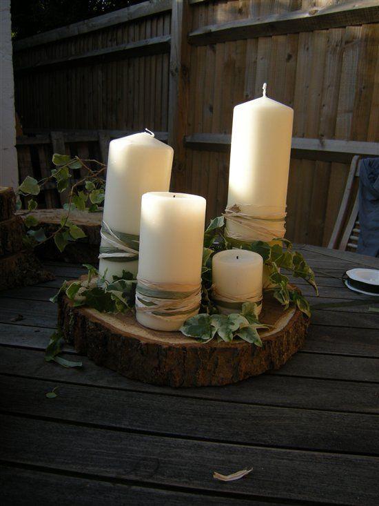 october rustic wedding decorations | October Brides / Autumn Centrepieces.... Ideas please!!! *Flash ...