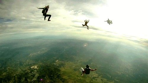 #sky diving #gif #sky: Extreme Sports, Bucketlist, Skydiving, 21St Birthday, Before I Die, Sky Diving, Bachelor Parties, The Buckets Lists, Bucket Lists