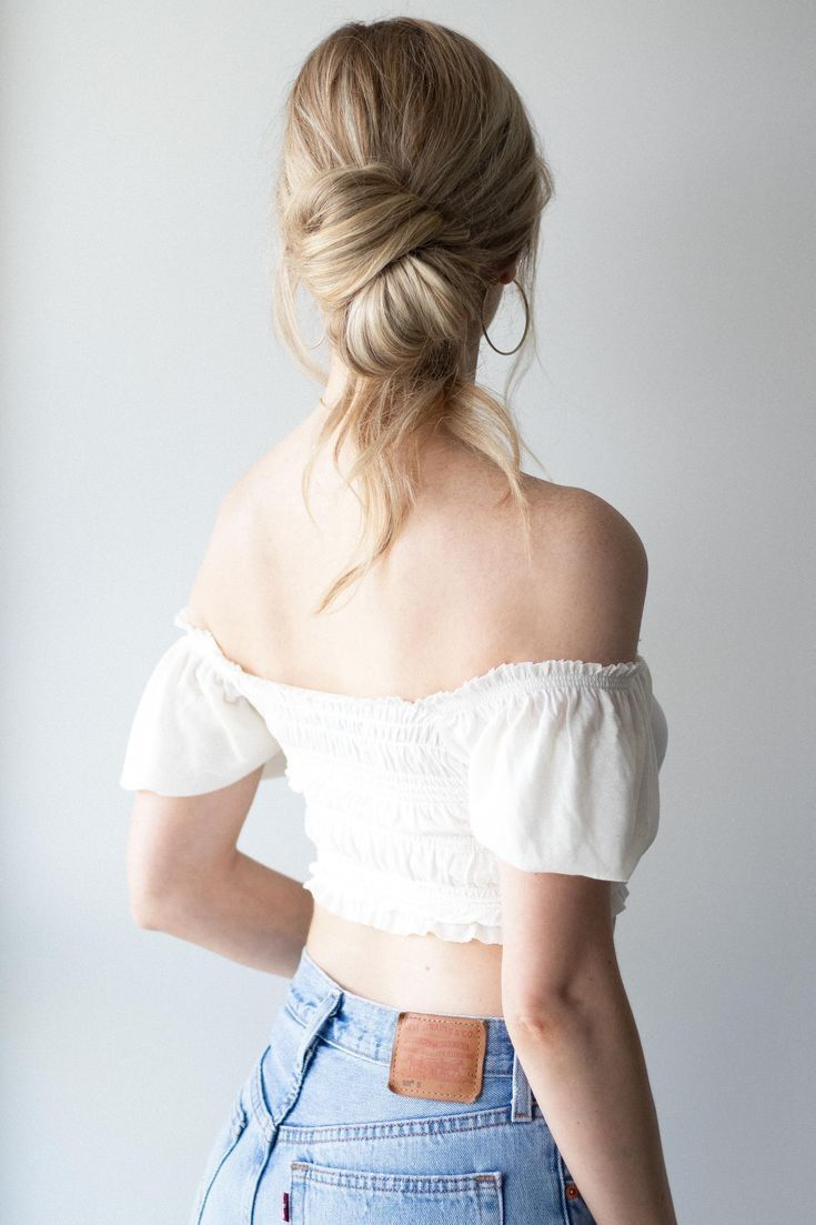 HOW TO: EASY EVERYDAY UPDO WITH VOIR HAIRCARE