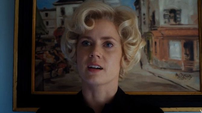 Big Eyes Trailer: Tim Burton Drama I can't wait for this.