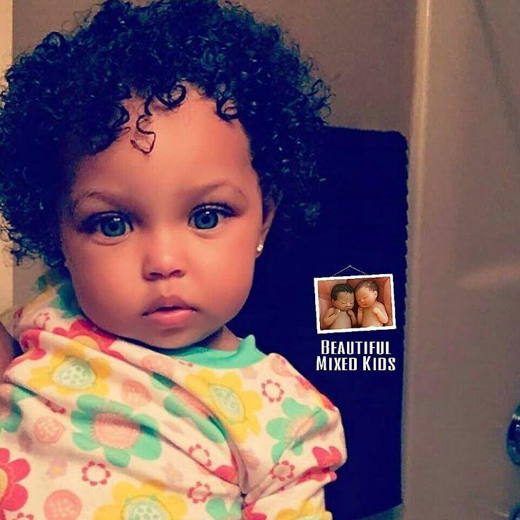 Zaiya - 1 Year • African American & Caucasian ❤