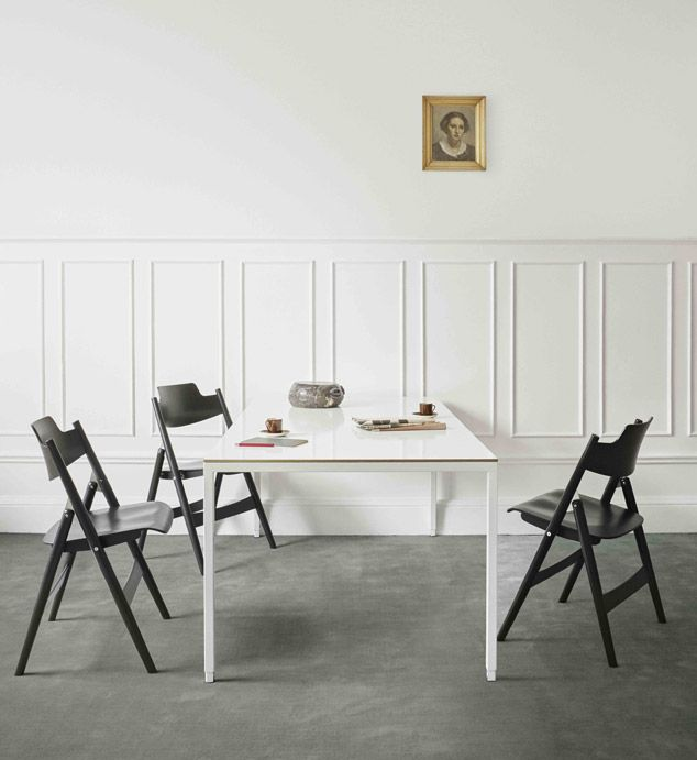 Folding Chair By Egon Eiermann   WILDE+SPIETH   Egon Eiermann Chairs,  Tables Stools. Egon EiermannKlappstühleDanish DesignModerne ...
