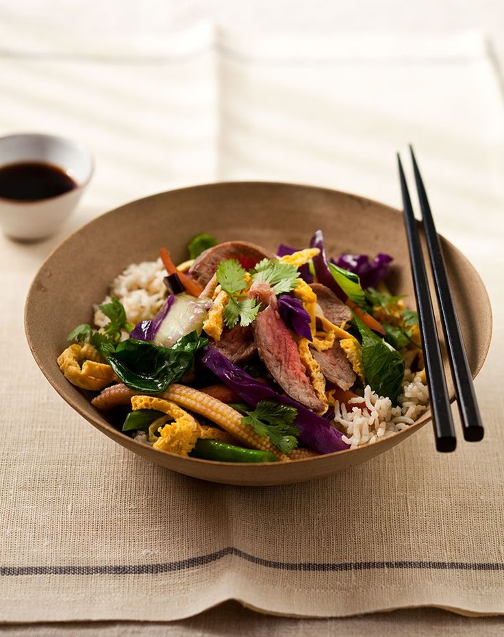 Beef stir fry | Thermomix | #inthemixcooking