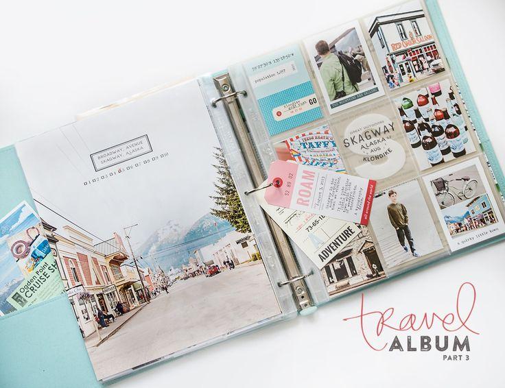Alaska Travel Album Pt 3 by MarieL at @studio_calico                                                                                                                                                      More