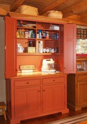 kitchen armoire cabinets 17 best images about baking center on mixing 18101