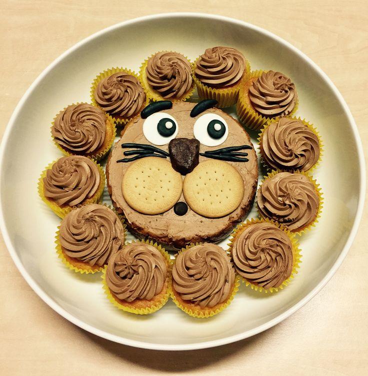 Sanella Geburtstagskuchen: Die 25+ Besten Löwe Kuchen Ideen Auf Pinterest