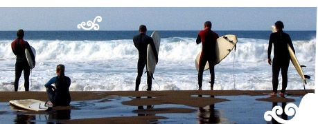 Surf School - Bilbao, Spain