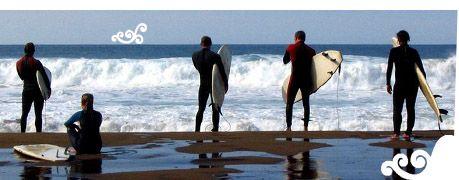 Surf School - Bilbao, Spain