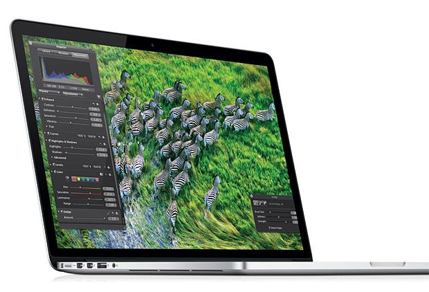 Apple MacBook Pro with Retina Display. apparently its amazing. need it.